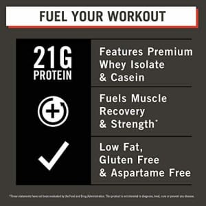 MET-Rx Metamyosyn Protein Plus Whey Isolate and Casein Protein Powder, Chocolate, 2 Lb for $18