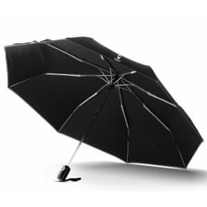 RainShield SPF 50 Wind-Proof Umbrella for $24