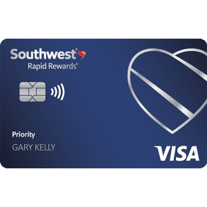 Southwest Rapid Rewards® Priority Credit Card: Earn 65,000 points