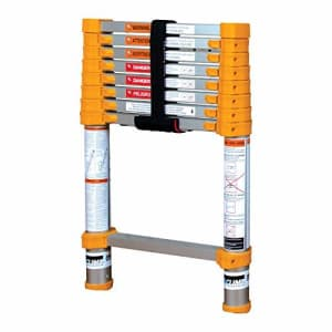 Xtend & Climb Home Series 750P+ Telescoping Ladder, Yellow for $179