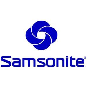 Samsonite Labor Day Event: extra 20% off