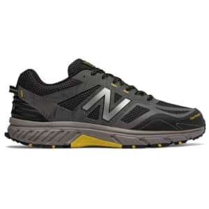 New Balance Men's 510v4 Trail Shoes for $45 or 2 for $76