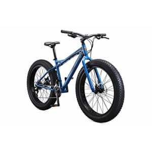 Mongoose Juneau 26-Inch Fat Tire Bike, Slate Grey for $650