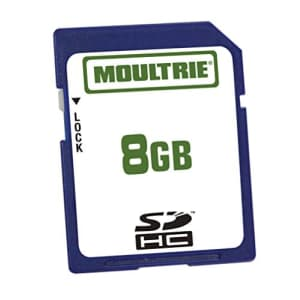 Moultrie 8GB SD Memory Card for $13