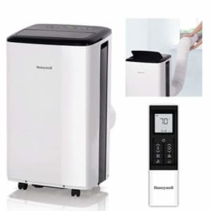Honeywell Compact Portable Air Conditioner w/Dehumidifier & Fan Cools Rooms Up to 350 Sq.Ft. for $699