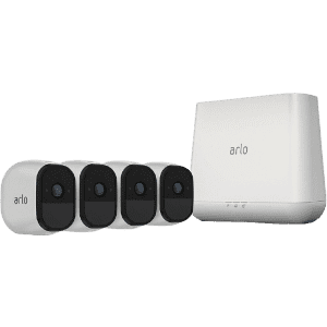 Certified Refurb Arlo Security Systems at eBay: Up to 50% off + extra 15% off