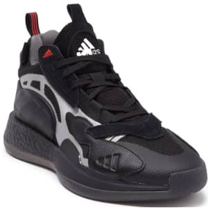 adidas Men's Zoneboost Basketball Shoes for $58