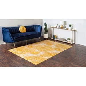 Unique Loom Sofia Collection Area Traditional Vintage Rug, French Inspired Perfect for All Home for $31