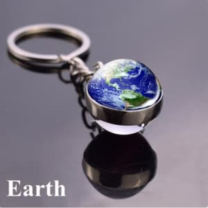Solar System Planet Keyring for $4