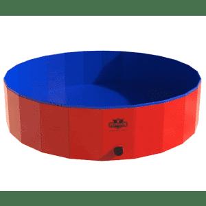 Petmaker Foldable Dog Pool and Bathing Tub for $37