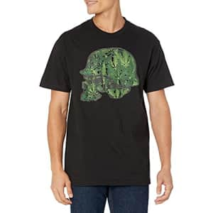 Metal Mulisha Men's Trees Tee Shirt Black, Medium for $24