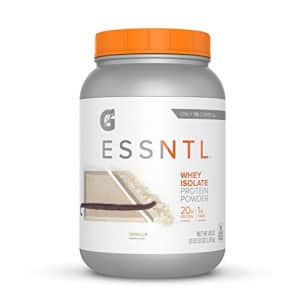Gatorade G ESSNTL Whey Isolate Protein Powder for $49