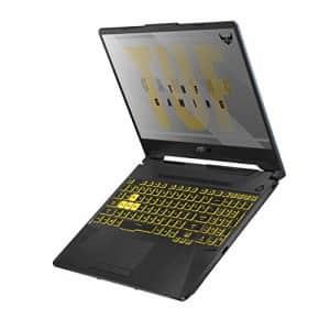ASUS TUF506IV-AS76 TUF Gaming A15 Gaming Laptop, 15.6 144Hz Full HD IPS-Type, AMD Ryzen 7 4800H, for $2,199