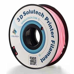 3D Solutech - 3DSPLA175SPK Sakura Pink 3D Printer PLA Filament 1.75MM Filament, Dimensional for $19