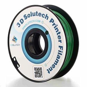 3D Solutech Real Green 3D Printer PLA Filament 1.75MM Filament, Dimensional Accuracy +/- 0.03 mm, for $18