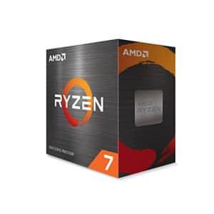 4th-Gen. AMD Ryzen 7 5800X 8-Core 4.7GHz Desktop Processor for $399
