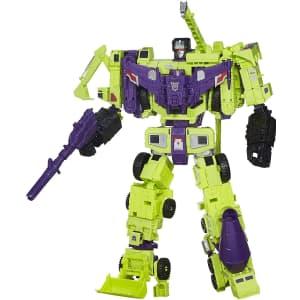 Transformers Generations Combiner Wars Devastator Figure Set for $380