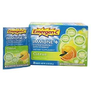 Emergen-C Alacer Emergenc Immun+vitd CTRS for $12