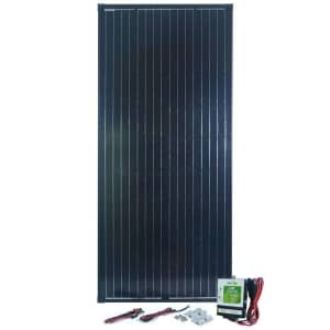 Nature Power 180W Monocrystalline Solar Panel w/ Charge Controller for $149