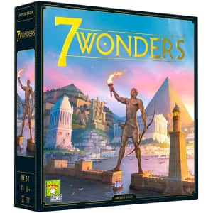 7 Wonders Board Game for $47