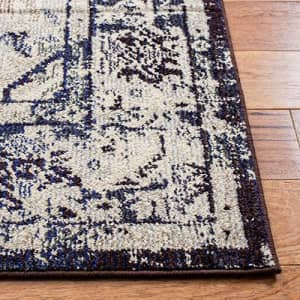 Safavieh Monaco Collection MNC243C Boho Chic Medallion Distressed Non-Shedding Stain Resistant for $69