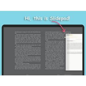 Slidepad Mac App: $7.19