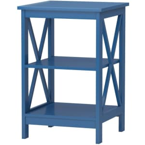 Convenience Concepts Oxford 3-Tier End Table for $61