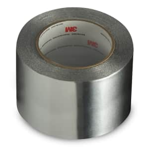 3M 72mm x 45m Aluminum Foil Tape for $30