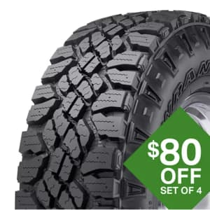 Tires at Sam's Club: Up to $120 off for Plus members