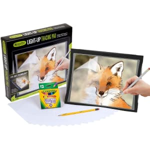 Crayola Light-Up Tracing Pad for $28