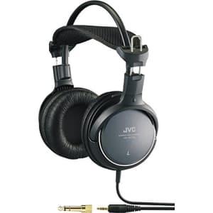 JVC HARX700 HIGH-Grade Full-Size Headphones for $70