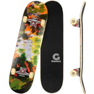 """Gonex 31"""" Skateboard for $30"""
