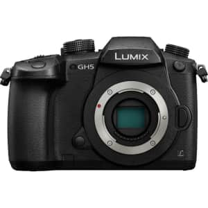 Panasonic Camera & Lens Sale at B&H Photo-Video: Up to $500 off