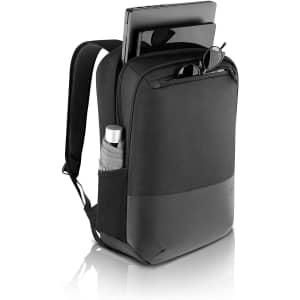 "Dell Pro Slim 15"" Laptop Backpack for $20"