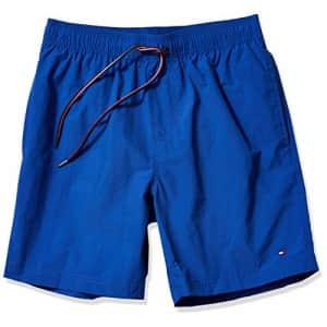 """Tommy Hilfiger Men's 7"""" Swim Trunks, Cobalt Blue, MD for $81"""