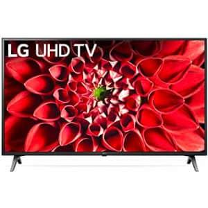 "LG 60UN7000PUB ""Works with"" Alexa UHD 70 Series 60"" 4K Smart TV (2020) for $750"