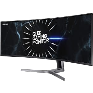 """Samsung 49"""" 5120x1440 Curved Gaming Monitor for $900"""