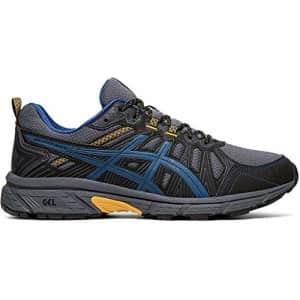 ASICS Men's Gel-Venture 7 Running Shoes, 10.5M, Metropolis/Black for $47