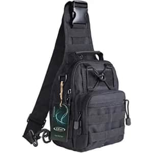 G4Free Tactical Sling Bag for $17