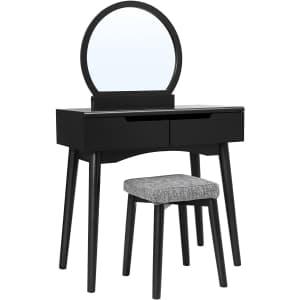 Vasagle 3-Piece Vanity Set for $160