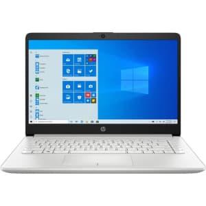 """HP 3rd-Gen. AMD Ryzen 3 14"""" Touch Laptop for $399"""