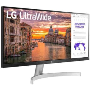 """LG 29"""" 21:9 FreeSync HDR IPS Monitor for $210"""