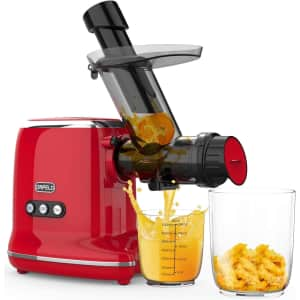 Orfeld Cold Press Juicer for $78