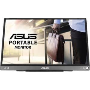 """Asus ZenScreen 16"""" 1080p USB-C Portable Screen for $255"""