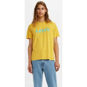 Levi's Men's T-shirts: from $3