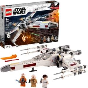 LEGO Star Wars Luke Skywalker's X-Wing Fighter for $40