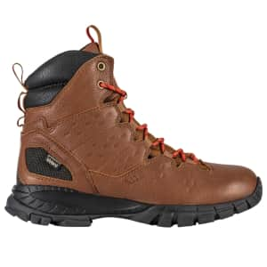 """5.11 Tactical Men's XPRT 3.0 Waterproof 6"""" Boots for $139"""
