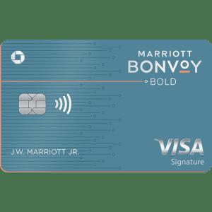 Marriott Bonvoy Bold™ Credit Card: Earn 30,000 Bonus Points