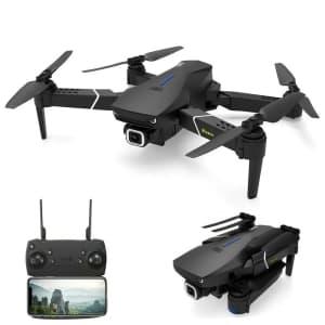 Eachine GPS WiFi RC Drone Quadcopter w/ Camera for $55