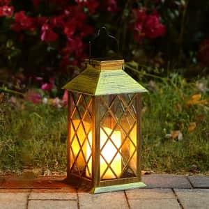 Tomshine Solar LED Lantern for $16